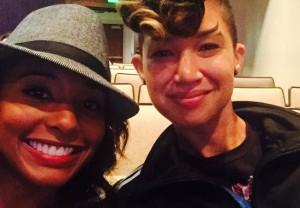 Natalie and Butterscotch at Rhodes Fest Oxnard CA . Aug.2015